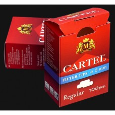 FILTRE TIGARI CARTEL REGULAR - 100 buc