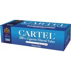 TUBURI TIGARI CARTEL BLUE LONG 100s