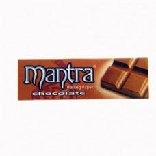 FOITE AROMATE PENTRU RULAT TUTUN MANTRA CHOCOLATE 78MM